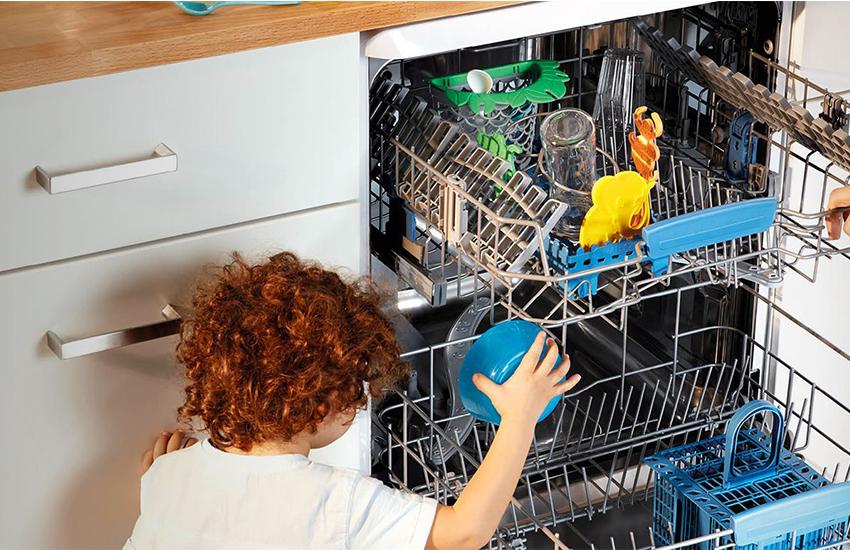ماشین ظرفشویی اکسترا